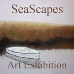 SeaScapes Art Exhibition - www.lightspacetime.com